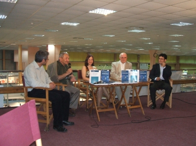book launching 2011